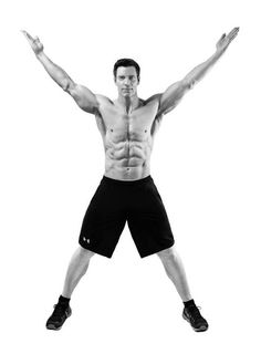 Tony Horton. My trainer every day.