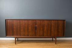 Danish Modern Rosewood Sideboard by Arne Vodder for Sibast  $3800 MIDCENTURY MODERN FINDS