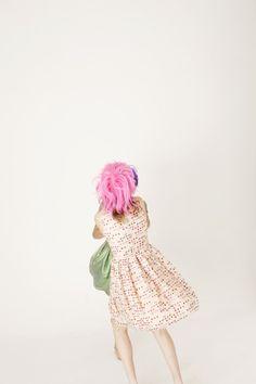 pink/green/white