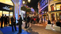 The luxury watch line Breguet, which dates back to 1775 and has counted royal figures such as Louis XVI, his wife Marie Antoinette, Napoleon, Talleyrand, the Sultan of the Ottoman Empire, and the Russian Tsar Alexander among its clients -- first opened its Rodeo Drive boutique in 2006.