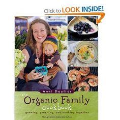 Organic Family cookbook