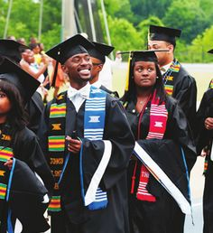 Commencements report from PC(USA) colleges and seminaries.