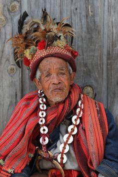 Ifugao portrait - Banaue, Ifugao