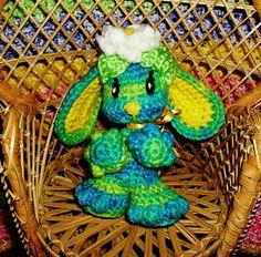 Ravelry: Big Feet Bunny pattern by Christal Friend