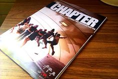 I have been a privileged media person pulling this mag together.. all 60 or so pages.. #magazine, #YWAM, #Chapter