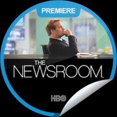 #Newsroom new favorite show
