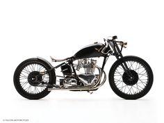 The Bullet - Custom Falcon Motorcycle
