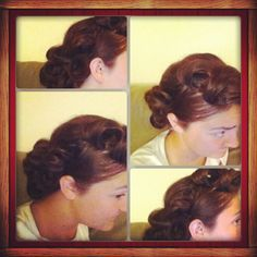 Apostolic pentecostal hairstyles. These ladies never cut their hair, so there are lots of amazing styles and updos.