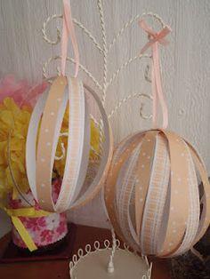 Paper Easter Eggs paper easter, paper strip, easter eggs