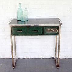 Barbershop Table now featured on Fab.