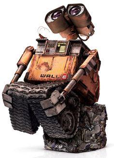 Wall-E :) <3 <3 <3