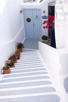 Summer Home Front Door