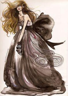 Artist unknown #illustration #Artistic