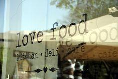 love food cafe 4 ameshoff street, braamfontein Johannesburg