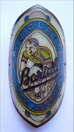 Bartali headbadge