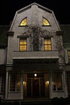 creepi, haunt hous, houses, amityvill hous, horror movies, amityville house, horror stuffz, haunt place, halloween