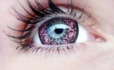 Eyeball by Hello Kitty