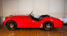 1959 Triumph TR3 A | Classic Driver Market