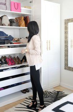 simple easy closet
