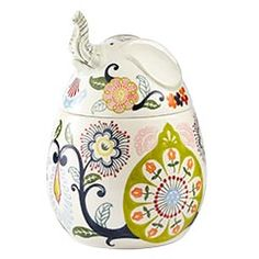 I ADORE this cookie jar.