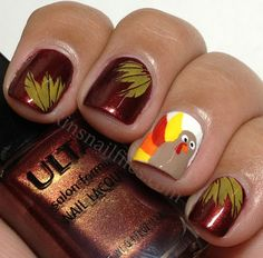 thanksgiv nail, nail designs, nail art designs, nail art ideas, nail arts, nail file, nail nailsart, art nails, rin nail