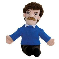 Kurt Vonnegut doll - Unemployed Philosophers Guild - $18.95