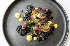 Octopus, 'black rice
