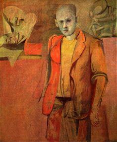 Willem de Kooning  - Standing Man