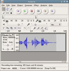 Tutorial video giving hints on how to use Audacity as a storytelling tool. A brilliant tool to use with pupils who may need additioanal help presenting or recording written ideas.