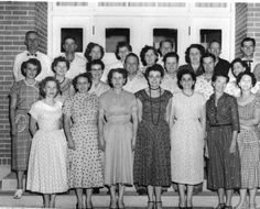 Delta High School; class of 1935; :: Delta City Library - Beckwith Photograph Collection