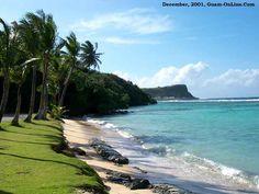Image detail for -Gab Gab Beach, Naval Station, Guam
