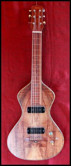 Asher Lap Steel Guitar