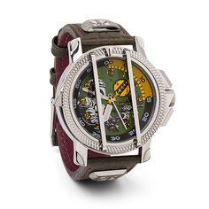 STAR WARS Designer Watches — GeekTyrant