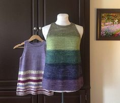 Ravelry: Top of the Heat pattern by Suz Ryan - perfect for handspun!