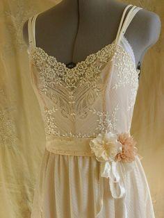 lace..Slip Dress