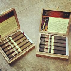 The Padron Family Reserve No. 50 cigar is available in both Natural ...