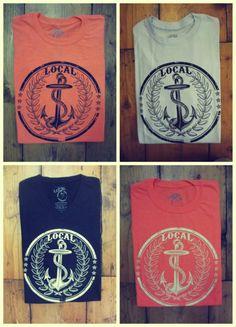 Local #anchors #tshirts