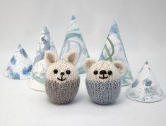 Mini Pookies by Barbara Prime #knitting