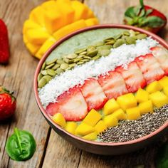 Smoothie bowl épinar