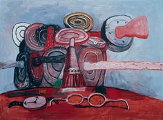 Philip Guston - As it Goes (1978)