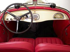 1936 Adler Trumpf Junior Roadster