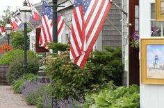 4th of July on Nantucket