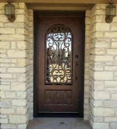 Iron doors on pinterest wrought iron doors iron doors and