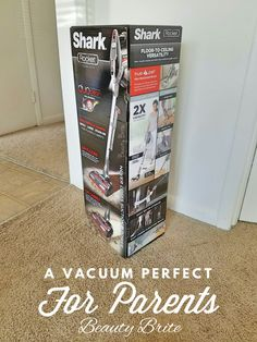 A Vacuum Perfect For