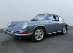 This 1967 Porsche 912 (chassis 460900) was originally sand beige and has had some prior accident and rust repair, but seems like a good, sol...