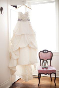 wedding dress by watters photography millie holloman