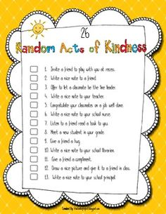 an unexpected act of kindness essay