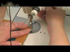 SHARON SCHAMBER METHOD OF BINDING  VIDEO PART 2
