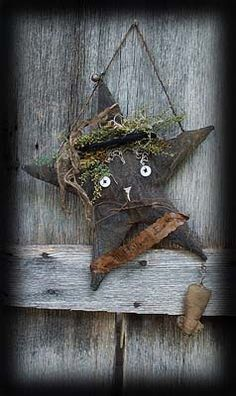 Kentucky Primitives - Halloween e-patterns