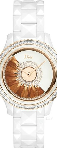 Emmy DE * Dior VIII Grand Bal watch